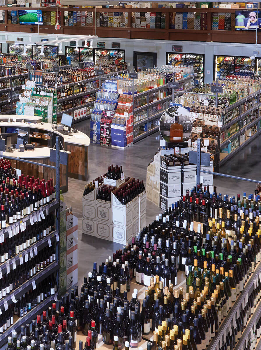 Grapes and Grains - 14,000 Square Feet