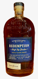 Redemption High Rye Single Barrel G&G Barrel <i>(750ml)</i>